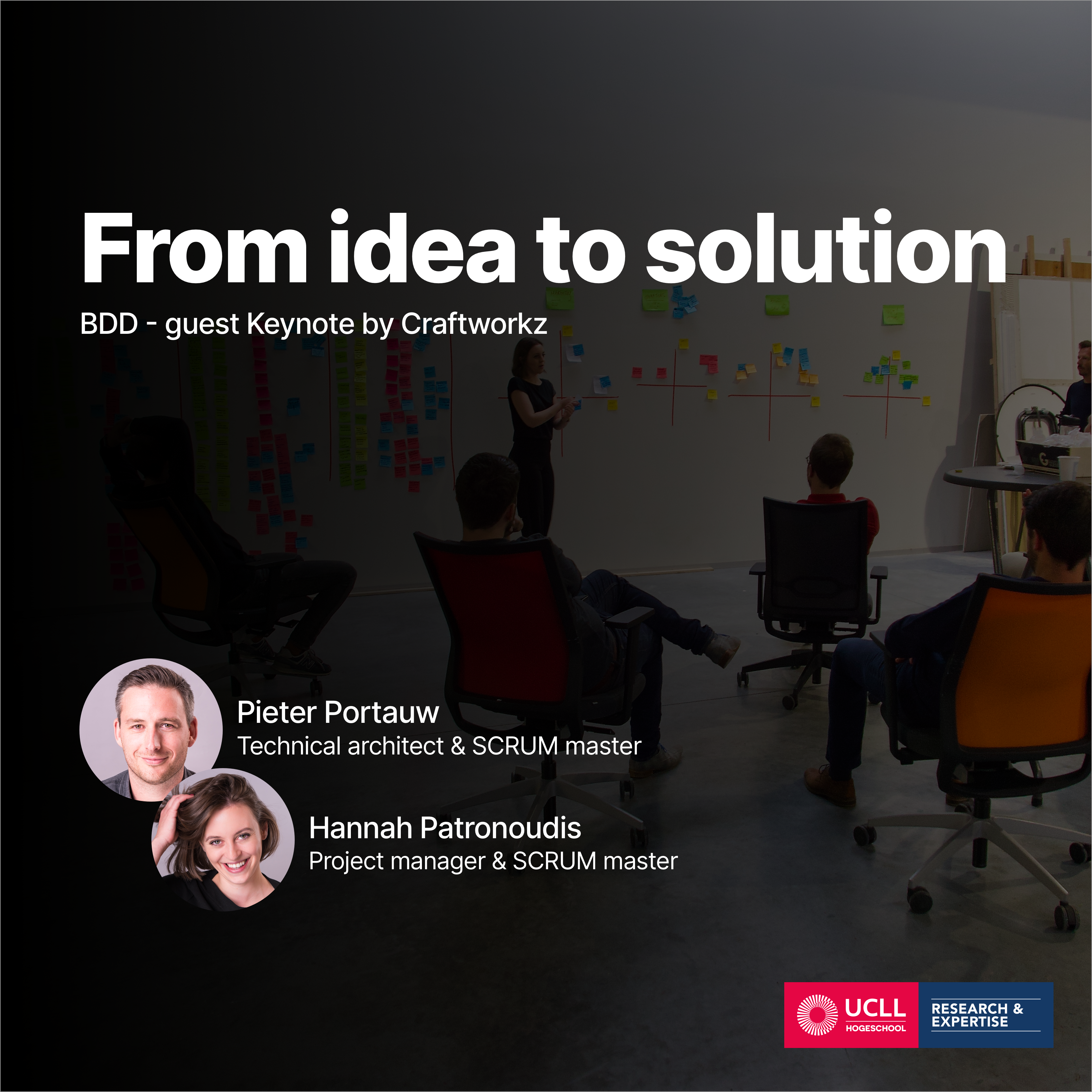 From idea to solution